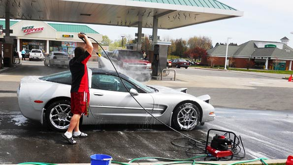 Team Car Wash