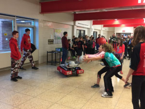 Read more about the article Virtual FIRST Robotics Night
