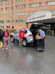 Coffee and Snack Delivery to Rochester General Hospital