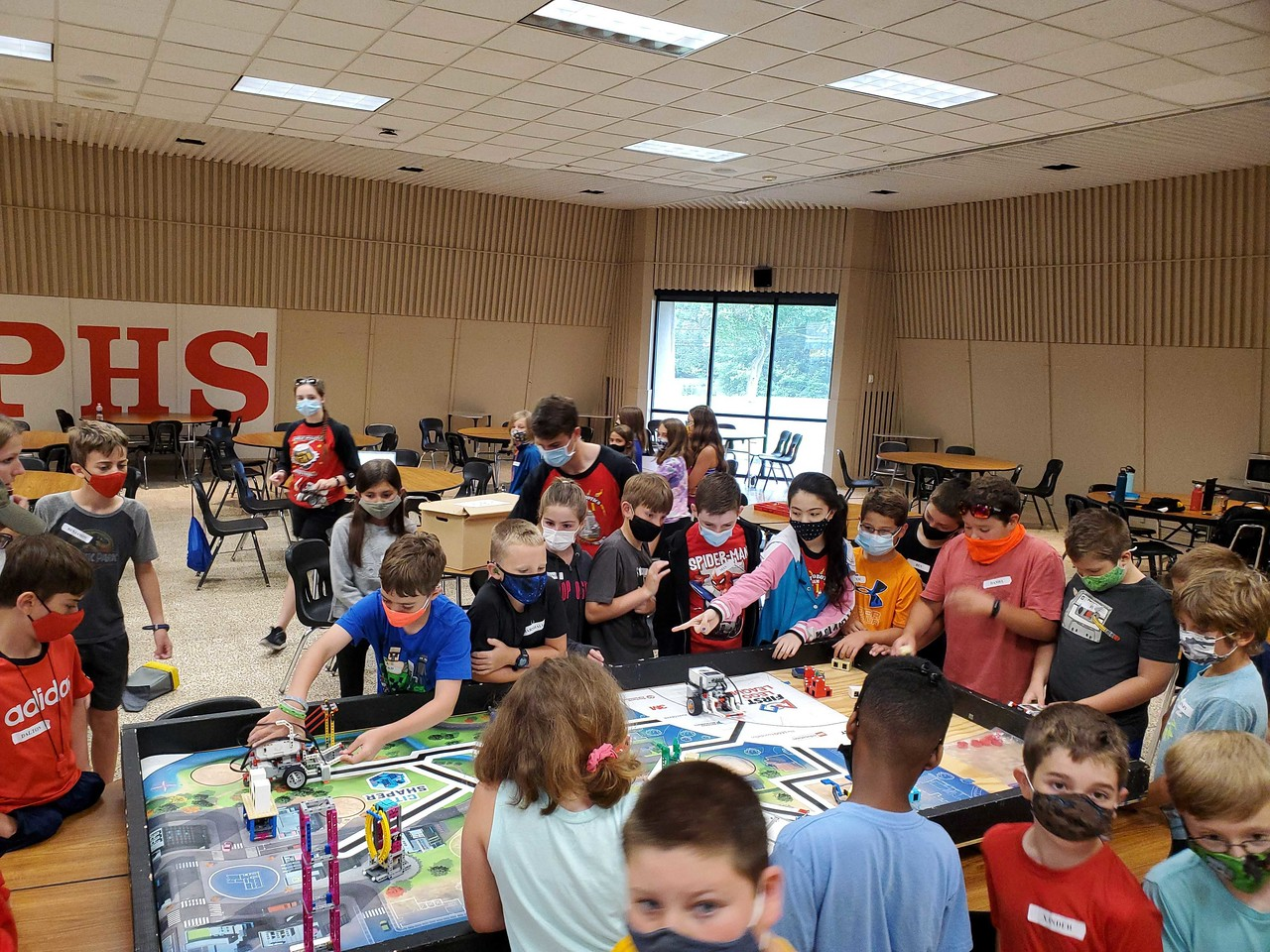 Read more about the article FLL Camp was a great success!